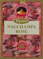 Incenso Ppure NagChampa Rosa - 15g