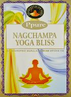 Incenso Ppure NagChampa Yoga bliss - 15g
