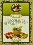 Incenso Ppure NagChampa Herbal Organic - 15g