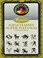 Incenso Ppure NagChampa Super Naturale - 15 g