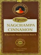 Incenso Ppure NagChampa Cannella - 15g