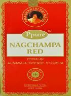 Incenso Ppure NagChampa Rosso Red- 15g