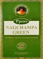 Incenso Ppure NagChampa Patchouli - 15g